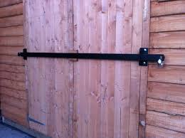 Garage and Shed Security